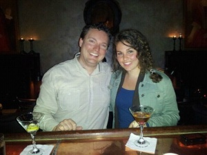 Fabulous date night with Quincy!