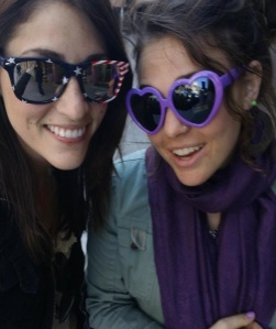 Kallie and I Canal Street AWESOME new sunnies