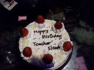 Mmm Cake